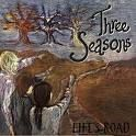 THREE SEASONS - (BLACK) LIFE'S ROAD (2LP)