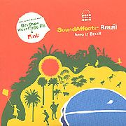 LIMA, PAULA/JORGE BEN - SOUND AFFECTS: BRAZIL
