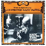 DAVIS, REV. GARY - NEW BLUES AND GOSPEL (BLACK)