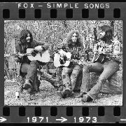 FOX (USA/LA) - SIMPLE SONGS 1971-1973
