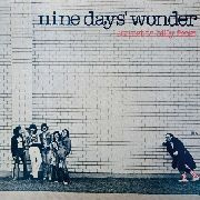 NINE DAYS WONDER - SONNET TO BILLY FROST