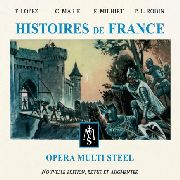 OPERA MULTI STEEL - HISTOIRES DE FRANCE (2CD)