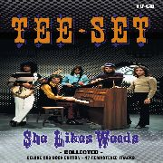 TEE-SET - SHE LIKES WEEDS: COLLECTED (2CD)