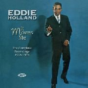HOLLAND, EDDIE - IT MOVES ME (2CD)