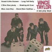 TAYLOR, VINCE -& SES PLAY-BOYS- - EP COLLECTION