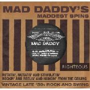VARIOUS - MAD DADDY'S MADDEST SPINS