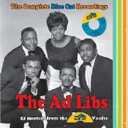 AD-LIBS - COMPLETE BLUE CAT RECORDINGS
