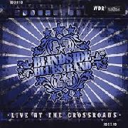BLINDSIDE BLUES BAND - LIVE AT THE CROSSROADS (+DVD)