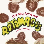 ROTOMAGUS - THE SKY TURNS RED: COMPLETE ANTHOLOGY (2LP)