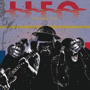 UFO - (BLUE) SEE, HEAR, YELL (2LP)