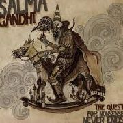 SALMA GANDHI - THE QUEST FOR NONSENSE NEVER ENDS