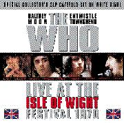 WHO - LIVE AT THE ISLE OF WIGHT FESTIVAL 1970 (3LP)