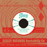 VARGAS, ERNIE -& THE STEADY ROLLERS- - THAT'S HOW I FEEL