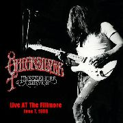 QUICKSILVER MESSENGER SERVICE - LIVE AT THE FILLMORE, JUNE 7, 1968 (2CD)