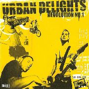 URBAN DELIGHTS - REVOLUTION NO. 1 (2LP)