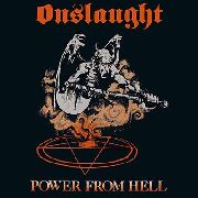 ONSLAUGHT - POWER FROM HELL (ORANGE)