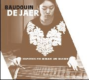 DE JAER, BAUDOUIN - COMPOSTIONS FOR GEOMUNGO AND GAYAGEUM (2CD)