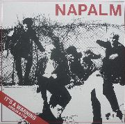 NAPALM - IT'S A WARNING: SINGLES & LIVE