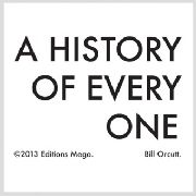 ORCUTT, BILL - A HISTORY OF EVERY ONE