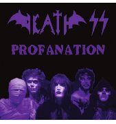 DEATH SS - PROFANATION (BLACK)