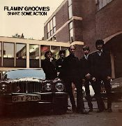 FLAMIN' GROOVIES - SHAKE SOME ACTION (BLACK)