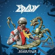EDGUY - SPACE POLICE (2LP)