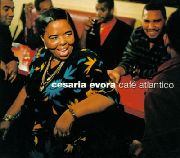 EVORA, CESARIA - CAFE ATLANTICO (2LP)