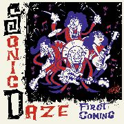 SONIC DAZE - FIRST COMING