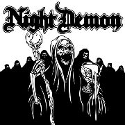 NIGHT DEMON - NIGHT DEMON (RED)