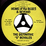 "5 ROYALES - DEFINITIVE ""5"" ROYALES: HOME OF THE... (2CD)"