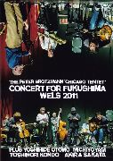 BROTZMANN, PETER -CHICAGO TENTET- - CONCERT FOR FUKUSHIMA WELLS 2011