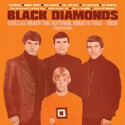 "VARIOUS - BLACK DIAMONDS, VOL. 1 (10X7"" BOXSET)"
