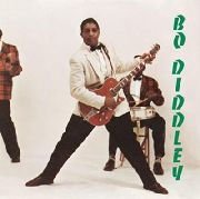 DIDDLEY, BO - BO DIDDLEY (1958/USA/BLACK)