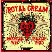 ROYAL CREAM - AMERICAN WAY/BLACK BIRD (BLACK)