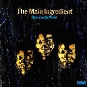 MAIN INGREDIENT - SHAME ON THE WORLD