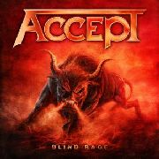 ACCEPT - BLIND RAGE (2LP/BLACK)
