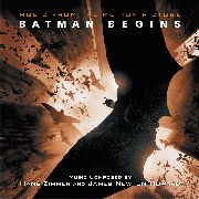 ZIMMER, HANS -& JAMES NEWTON HOWARD- - BATMAN BEGINS O.S.T. (2LP)