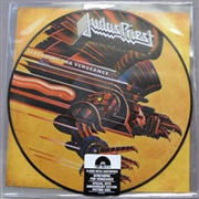 JUDAS PRIEST - SCREAMING FOR VENGEANCE (PD)