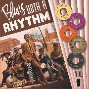 "VARIOUS - BLUES WITH A RHYTHM, VOL. 1 (10"")"