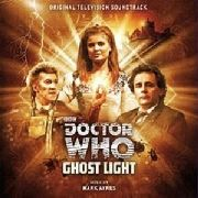 AYRES, MARK - DOCTOR WHO: GHOST LIGHT O.S.T. (2LP)