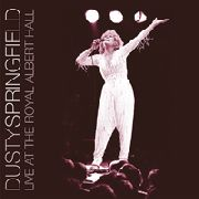 SPRINGFIELD, DUSTY - LIVE AT THE ROYAL ALBERT HALL (2LP)