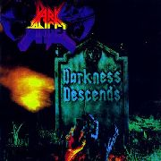 DARK ANGEL - DARKNESS DESCENDS (SPLATTER)