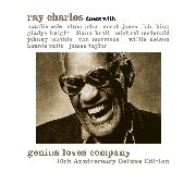 CHARLES, RAY - GENIUS LOVES COMPANY (2LP)
