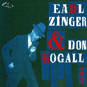 "ZINGER, EARL -& DON ROGALL- - VOL. 2 (10"")"