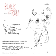 BLACK FRUIT/FACTOTUM - SPLIT LP