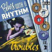 "VARIOUS - BLUES WITH A RHYTHM, VOL. 2 (10"")"