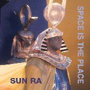 SUN RA - SPACE IS THE PLACE (+DVD/CD)