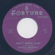 GRISWOLD, ARTHUR - PRETTY MAMA BLUES/TRYING FOR A FUTURE
