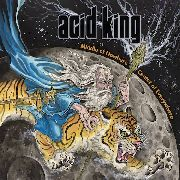 ACID KING - (BLACK) MIDDLE OF NOWHERE, CENTER OF EVERYWHERE