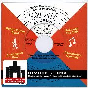 SOULVILLE ALLSTARS - WON'T YOU PLEASE BE MY GIRL/I'M GONNA GET TO YOU